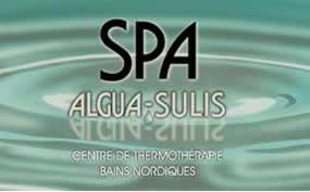 Spa Algua-Sulis Logo
